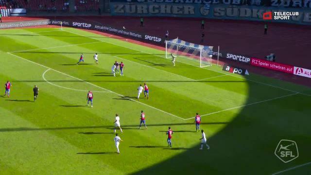 Super League, 2018/19, 5. Runde, FC Zürich – FC Basel, 1:1 Pa Modou