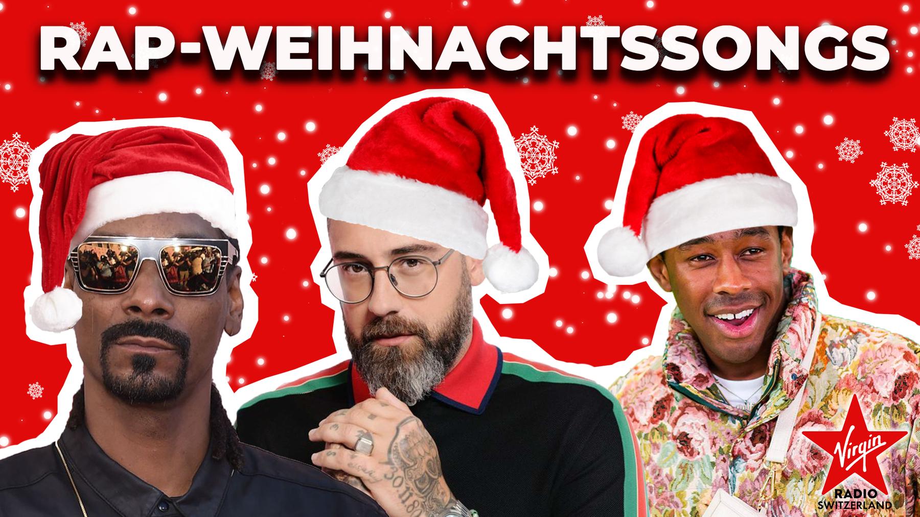 Rap-Weihnachtssongs Titelbild