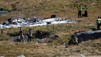 Die schwersten Unfälle der Schweizer Luftwaffe der letzten Jahre