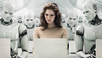 Roboter übernehmen künftig immer mehr Arbeitsschritte: Was heisst das für unsere Arbeitswelt?