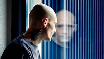 Ein Mann mit zwei Gesichtern: Mit diesem Bild holte sich Fotograf Colin Frei den Medienpreis.