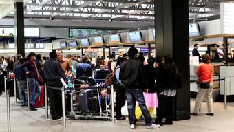 Bund sammelt Tausende von Flugpassagier-Daten.