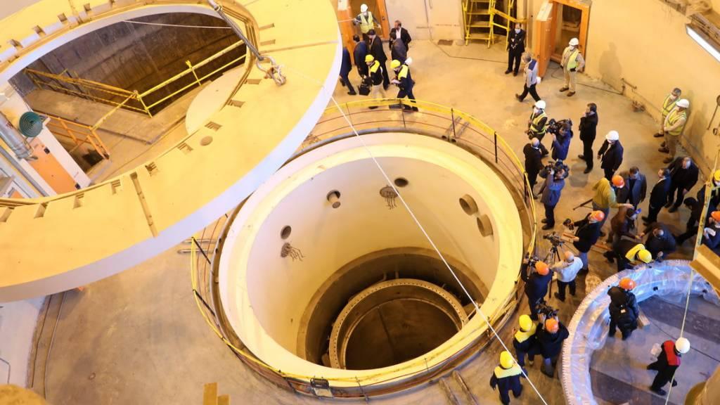 USA beenden Ausnahmegenehmigung für Atomanlagen im Iran