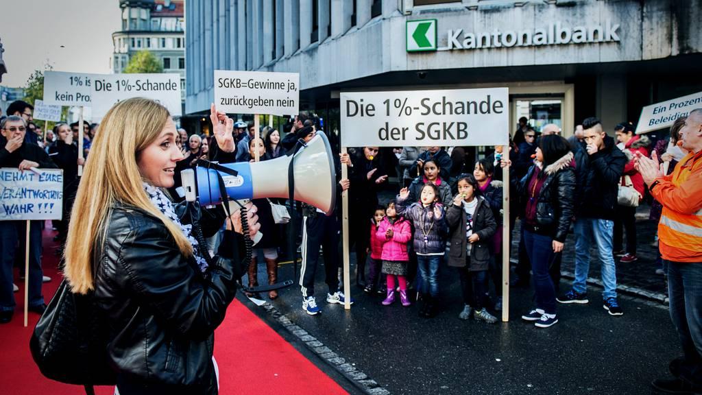 Lauter Protest