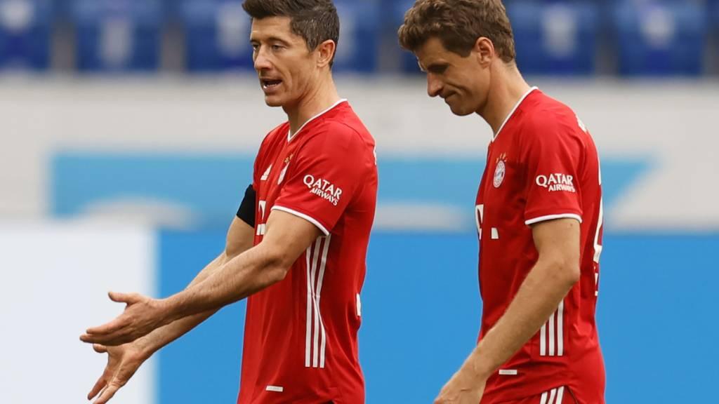Klare Niederlage der Bayern gegen den Neffen von Uli Hoeness