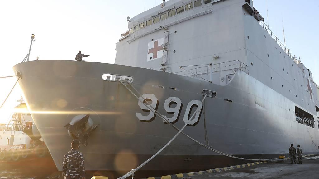 Indonesisches U-Boot wahrscheinlich gesunken – Teile entdeckt