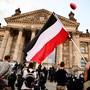 Als «unerträglichen Angriff auf das Herz unserer Demokratie» bezeichnete Bundespräsident Frank-Walter Steinmeier (SPD) den Aufmarsch Rechtsradikaler vor dem deutschen Bundestag.