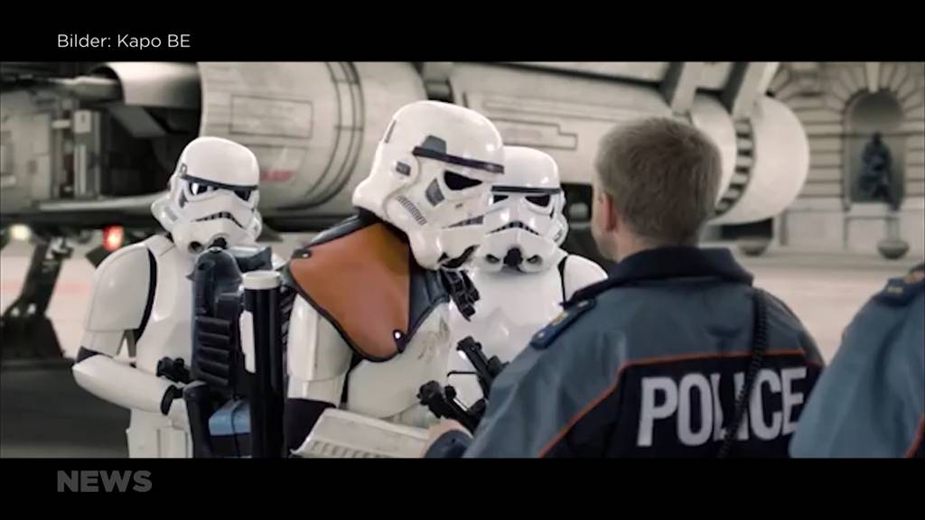 Star Wars-Video der Kapo ist ein Hit