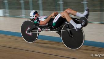 Weltrekord Velodrome Alain Hinzen