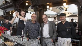 Städtisches Flair für Lenzburg: Die Eröffnung der Brasserie Barracuda