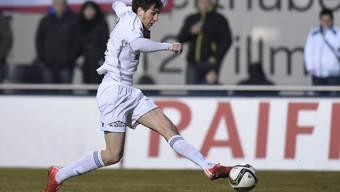 Simone Rapp soll vor einem Wechsel zum FC Thun stehen