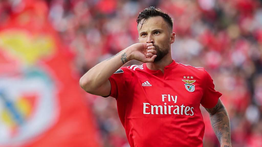 Seferovic trifft bei Benficas Auswärtssieg