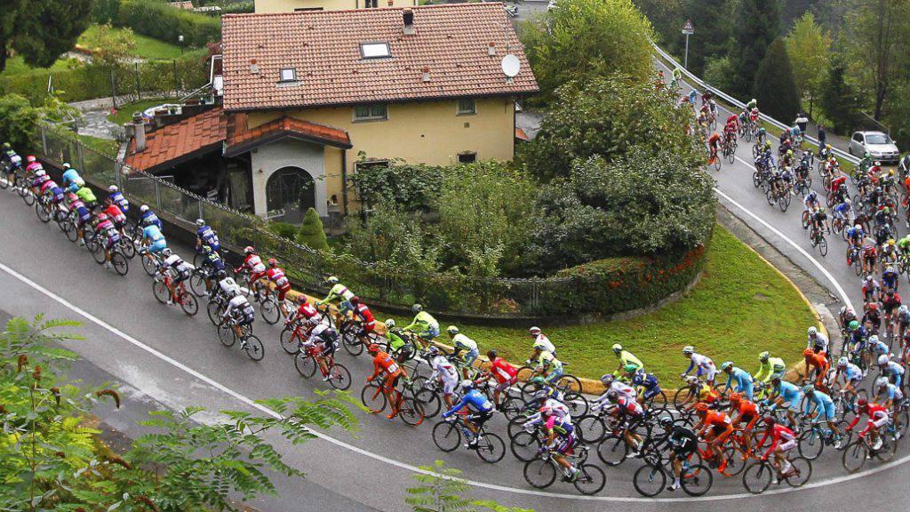 Lombardei-Rundfahrt schon Mitte August