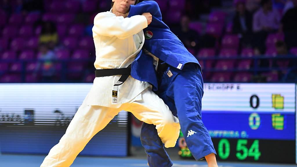 Evelyne Tschopp: 3. Platz und weitere 500 Punkte für Olympia