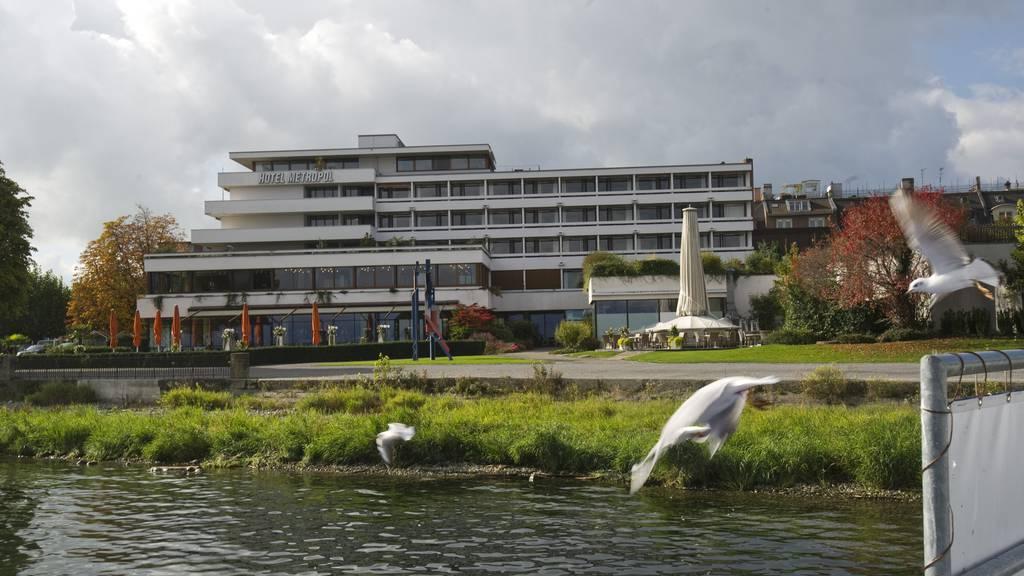 Das Hotel Metropol in Arbon ist teilweise schutzwürdig, aber nicht betriebstauglich.