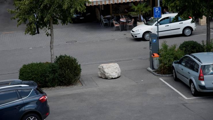 EPA-Parkplatz in Grenchen (Archivbild)
