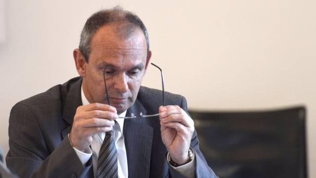Gegen den Luzerner Polizeichef läuft ein Strafverfahren (Archiv)