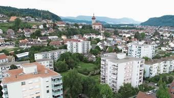 Zuletzt wurde hier 1995 eine Ortsplanung in Kraft gesetzt: Niedergösgen.