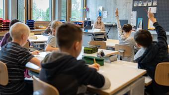 Muhen: Erster Schultag im neuen Schulhaus