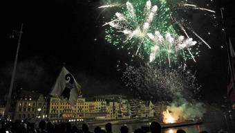 Bisher Tradition: Regierung soll sich Alternativen für das Feuerwerk überlegen.