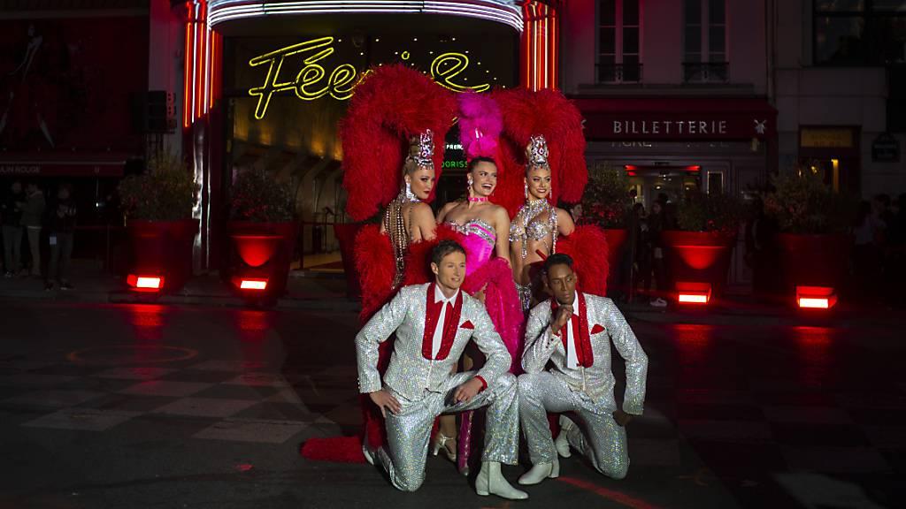 Moulin Rouge feiert 130-jähriges Bestehen