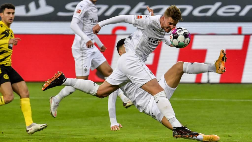 Mönchengladbach weiter im Hoch, BVB in der Krise