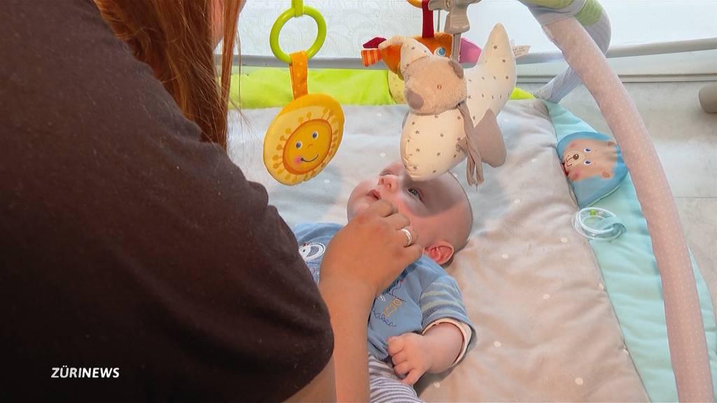 Zuerst Corona und jetzt das RS Virus: Kinderspitäler schlagen Alarm