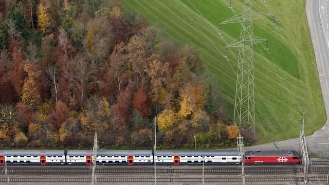 Neue SBB-Verbindungslinie im Aargau für 100 Mio. Franken geplant