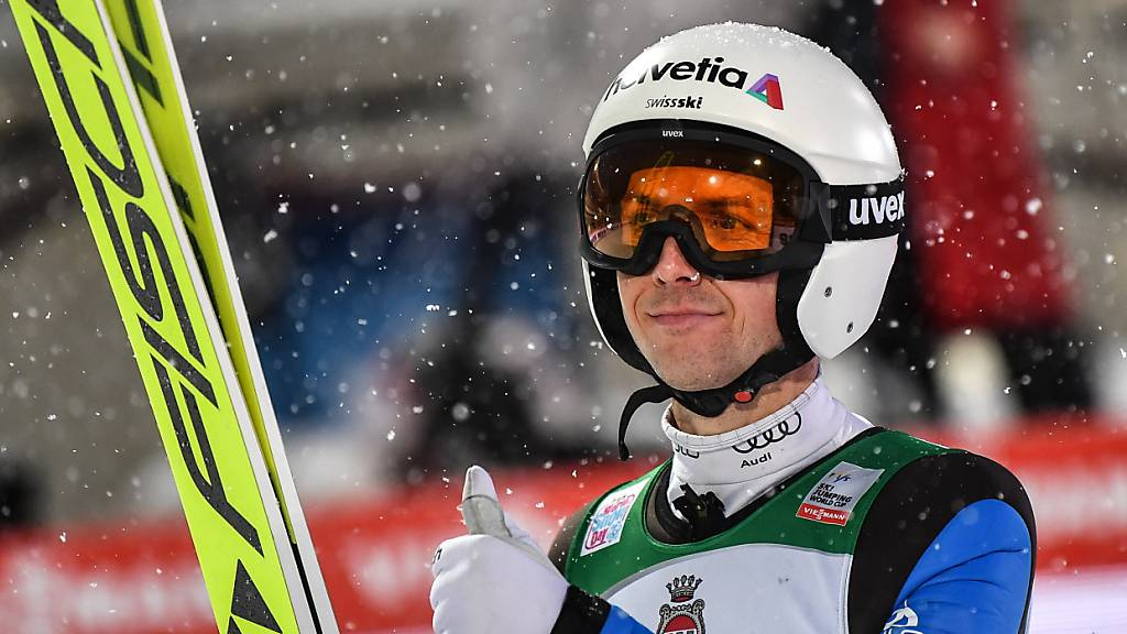 Simon Ammann gibt in Willingen das Comeback