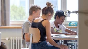 Basler Schüler werden neu in politischer Bildung unterrichtet.