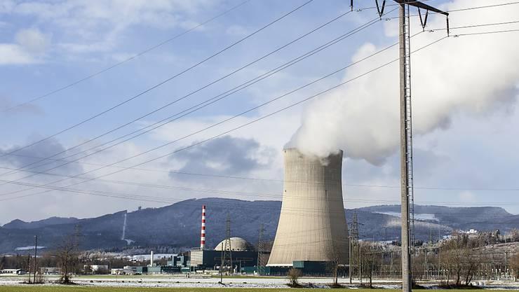 Produziert vorübergehend keinen Strom mehr: Das AKW Gösgen wird für Reparaturarbeiten vom Netz genommen. (Archiv)