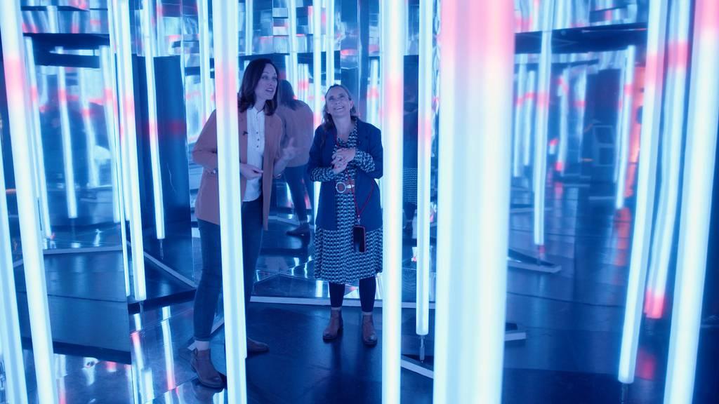 Räume die verwirren / Räume mit Möglichkeiten / Die Zukunft der Büros