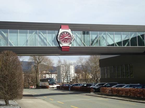 VictorInox ist auch für Uhren bekannt