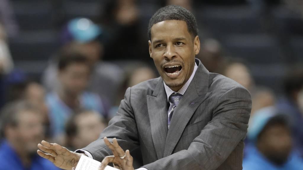 Stephen Silas coacht künftig die Houston Rockets.