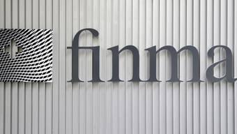 Das Logo der Finanzmarktaufsicht Finma