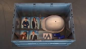Der Sender Tele M1 erhält ein neues Logo, sowie auch Signete. Die Mitarbeiter wissen noch nicht, wie diese aussehen werden, doch freuen sich auf den Wechsel.