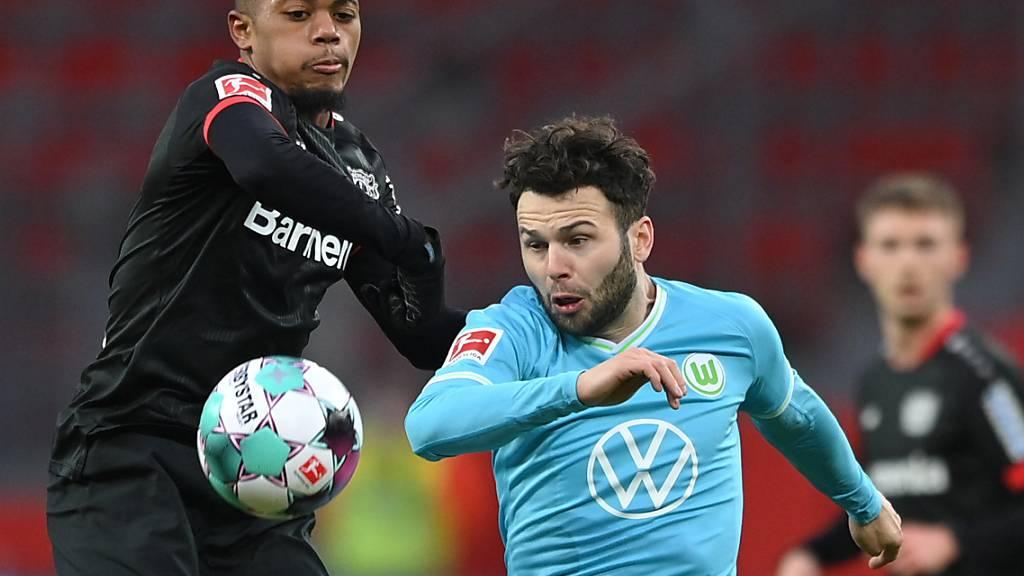 Wolfsburg mit Schweizer Fraktion im Vormarsch