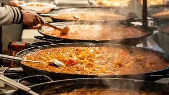 Asiatische Küche stand im Fokus der Lebensmittelkontrolle. (Archiv)
