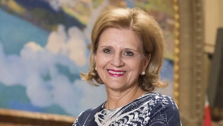 Doris Fiala, Präsidentin FDP Frauen Schweiz und Zürcher Nationalrätin