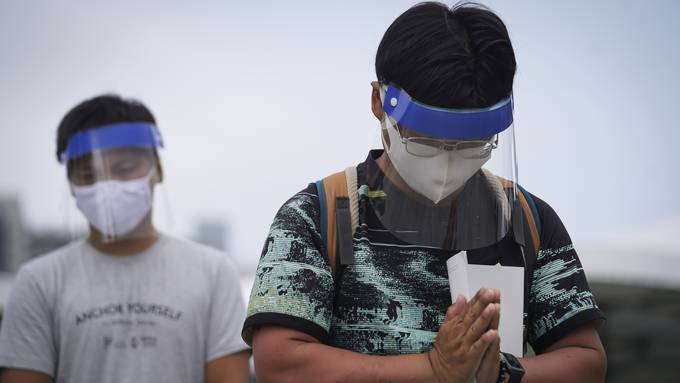 Japan gedenkt der Opfer von Hiroshima.