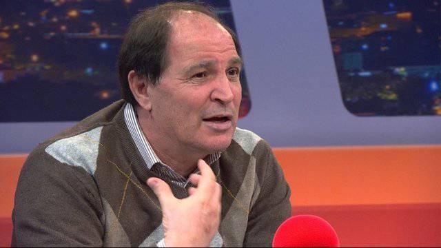Raimondo Ponte stellt sich im «TalkTäglich» den brennendsten Fragen – sehen Sie hier die ganze Sendung.