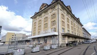 Die Privatschule Gallenacher.