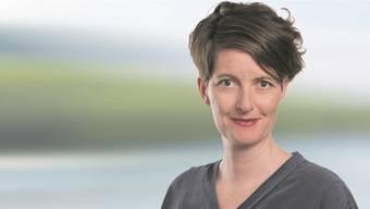 Lelia Hunziker, Leiterin Anlaufstelle Integration Aargau