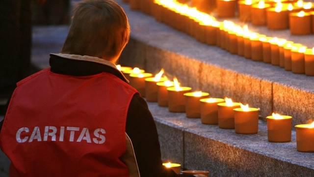 Das Hilfswerk Caritas gab 2011 rund 83 Millionen Franken für Projekte aus (Symbolbild)