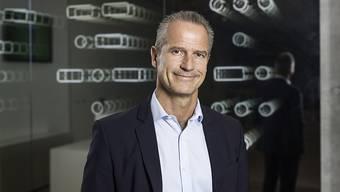 Straumann-Konzernchef Marco Gadola.
