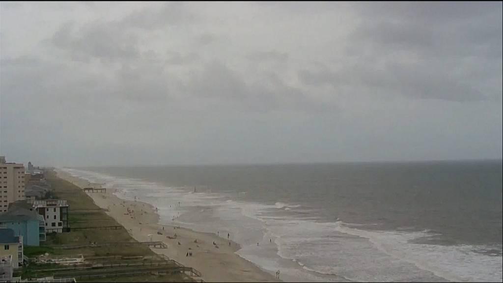 Hurrikan «Isaias» trifft an US-Ostküste auf Land