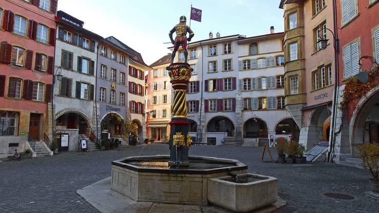 Die Altstadt von Biel ist klein, charmant, künstlerisch. Und vor allem: menschlich.