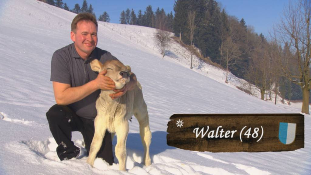 BAUER, LEDIG, SUCHT... ST13 - Portrait Walter (48)