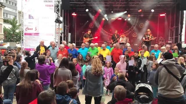 Am Grenchner Fest 2018 wird das Grenchner Lied «Vo Gränche bigott» vorgestellt