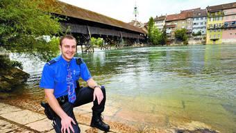 Lebensretter Brogli «Als Polizist nur meine Pflicht erfüllt.»